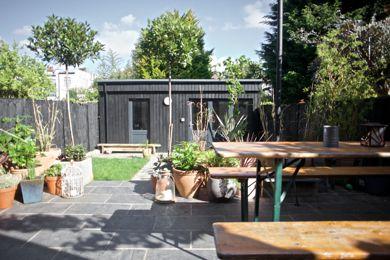 The Black House Garden
