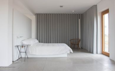 The Fog Building Bedroom
