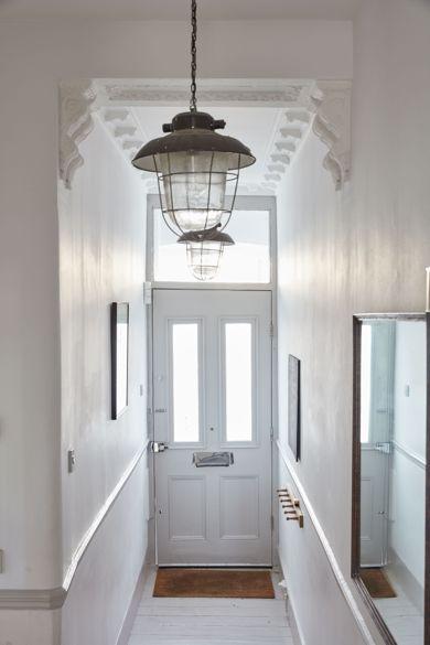 Jake's House Hallway