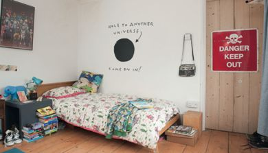 Lidham Hill Farm Children's Bedroom
