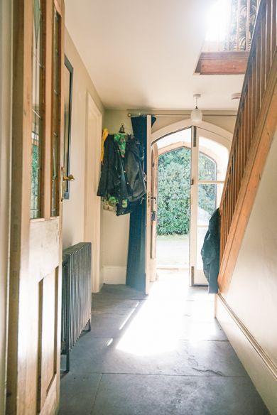 Lidham Hill Farm Hallway