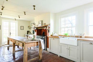 Lidham Hill Farm Kitchen