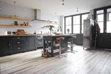 The Black House Kitchen