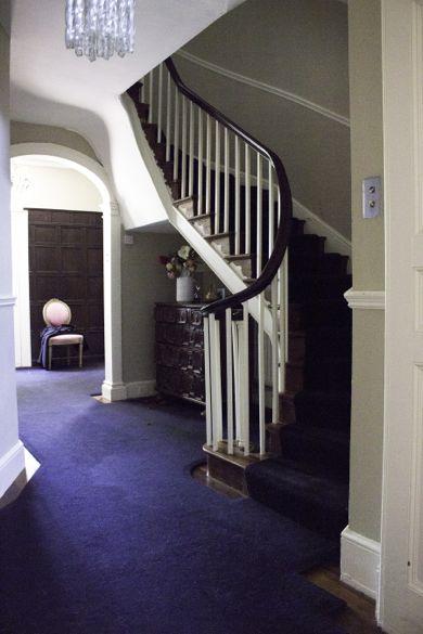 The Grange Hallway