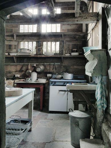 Tudor House Kitchen