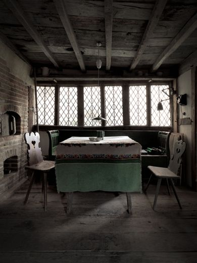 Tudor House Dining Room