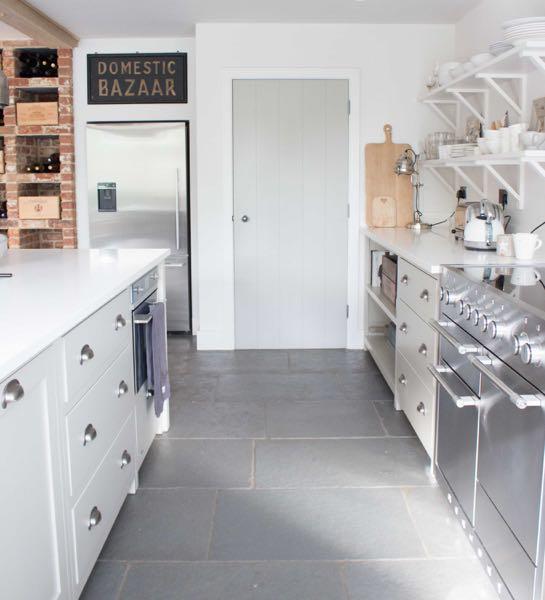 Vintage Barn Kitchen